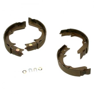 Genuine® - Rear Parking Brake Shoe Set