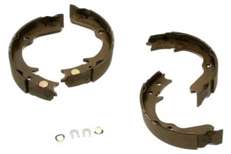 Genuine® - Parking Brake Shoe Set