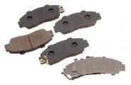 Genuine® - Brake Pad Set