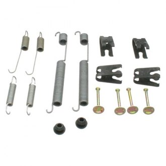 Genuine® - Rear Drum Brake Shoe Spring Kit