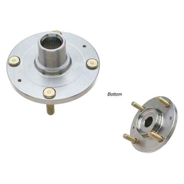 Genuine® - Front Wheel Hub