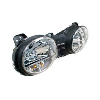 Genuine® - Replacement Headlight