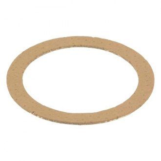 Genuine® - Rear Exhaust Seal Ring