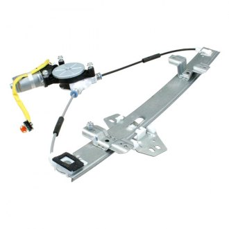 Genuine® - Front Driver Side Window Regulator with Motor