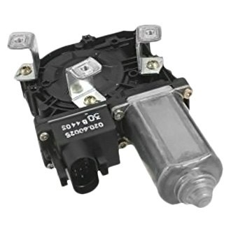Genuine® - Front Driver Side Power Window Motor