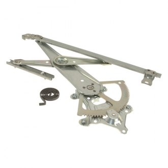 Genuine® - Driver Side Power Window Regulator without Motor