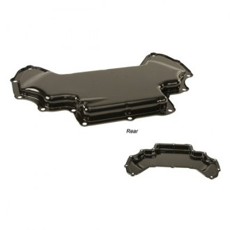 Genuine® - Lower Oil Pan