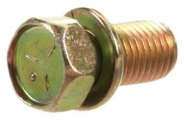 Genuine® - Brake Caliper Bolt