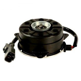 Genuine® - Auxiliary Engine Cooling Fan Motor