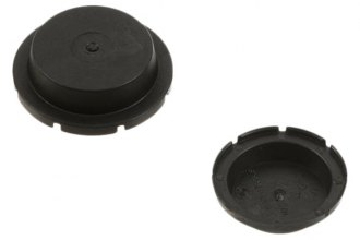 Genuine® W0133-1830996-OES - Idler Pulley Bolt Cover