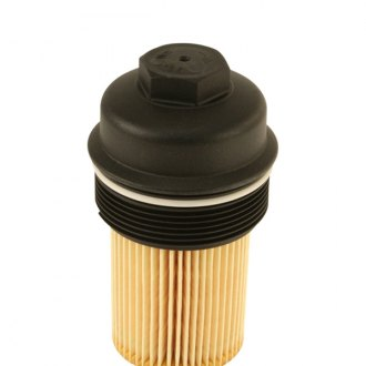 Genuine® - Oil Filter Housing Cover