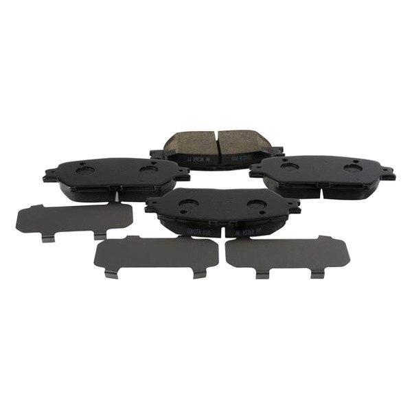 genuine toyota camry 2004 semi metallic disc brake pads. Black Bedroom Furniture Sets. Home Design Ideas