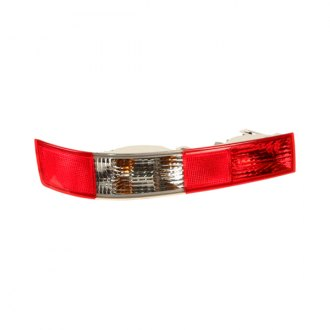 Genuine® - On Bumper Tail Light Lens Assembly
