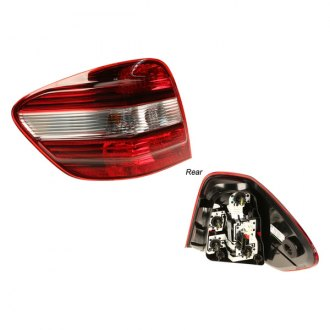 Genuine® - Tail Light Lens