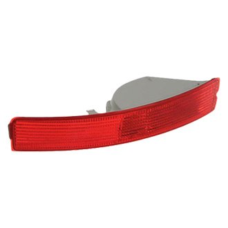 Genuine® - Driver Side Replacement Rear Fog Light