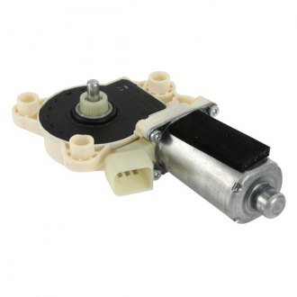 Genuine® - Rear Window Motor