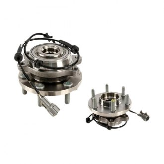 Genuine® - Wheel Hub Assembly