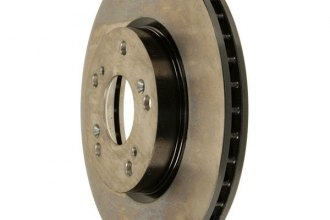 Genuine® - Brake Disc