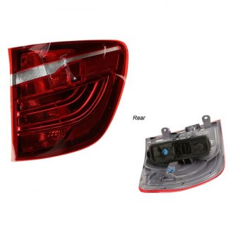 Genuine® - Replacement Tail Light Assembly