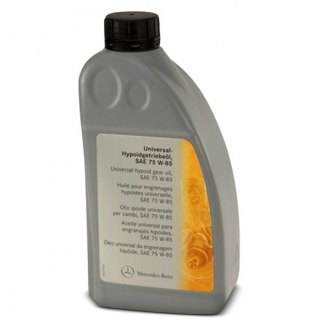 Genuine® - Front Differential Oil