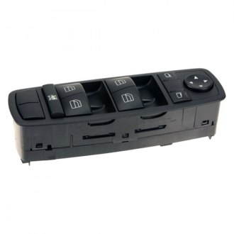 Genuine® - Front Driver Side Window Switch
