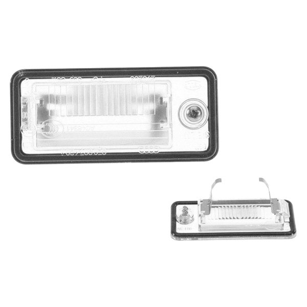 Genuine® - Driver Side License Plate Light