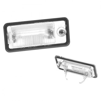 Genuine® - Passenger Side License Plate Light