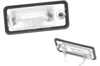 Genuine® W0133-1953023-OES - License Plate Light