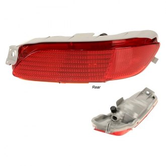 Genuine® - Passenger Side Replacement Side Marker Light