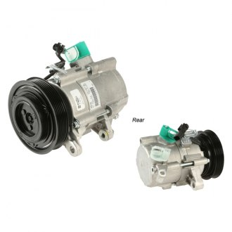 Halla® - A/C Compressor with Clutch