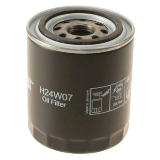 Hengst® - Spin-On Short Filter Oil Filter