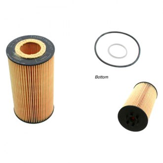 Hengst® - Cartridge Insert Oil Filter Kit