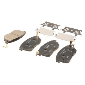 Hitachi® - Semi-Metallic Disc Brake Pads