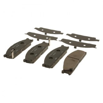 Hitachi® - Front Disc Brake Pad