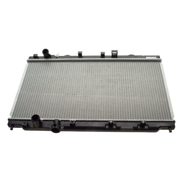 Koyo Acura Integra Engine Coolant Radiator - Acura integra radiator