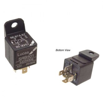 Lucas® - Multi Purpose Relay