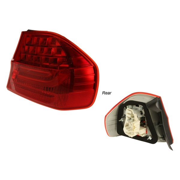 Magneti Marelli® - Passenger Side Outer Replacement Tail Light Assembly