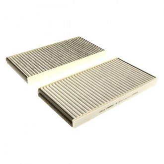 Mahle® - Activated Charcoal Cabin Filter Set