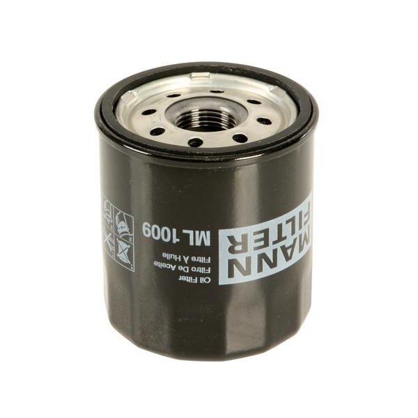 Mann filter toyota corolla 1990 1991 spin on oil filter for Toyota corolla motor oil