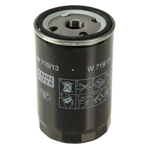 Mann Fuel Filter 1044: Mann-Filter® W0133-1938647-MAN