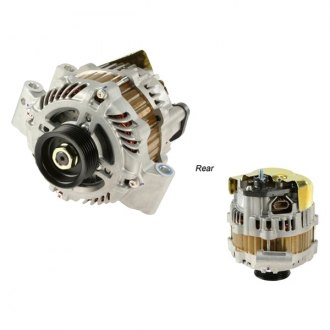 Mitsubishi Electric® - Remanufactured Alternator