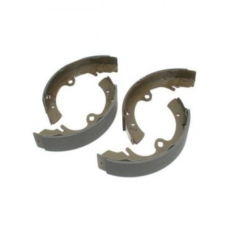 MK Kashiyama® - Rear Drum Brake Shoes