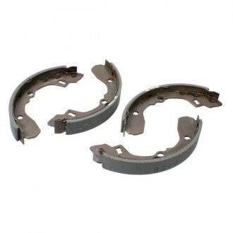 MK Kashiyama® - Rear Brake Shoe Set