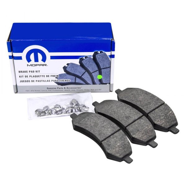 Mopar® - Semi-Metallic Disc Brake Pads