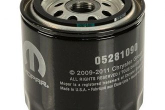 Mopar® - Spin-On Oil Filter