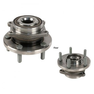 Mopar® - Front Wheel Bearing and Hub Assembly