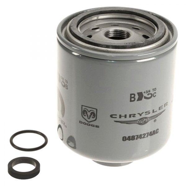 mopar® w0133-1932833-mpr - dodge ram diesel 1994 fuel filter fuel filter 2008 dodge ram 2500