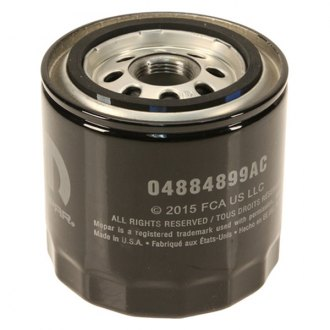 Mopar® - M22 Thread Spin-On Oil Filter