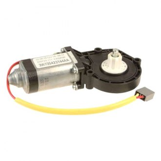 Motorcraft® - Rear Driver Side Window Motor