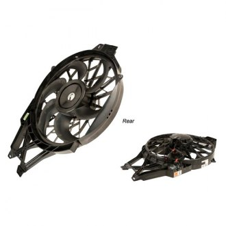 Motorcraft® - Auxiliary Cooling Fan